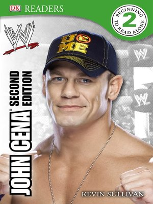 cover image of WWE John Cena